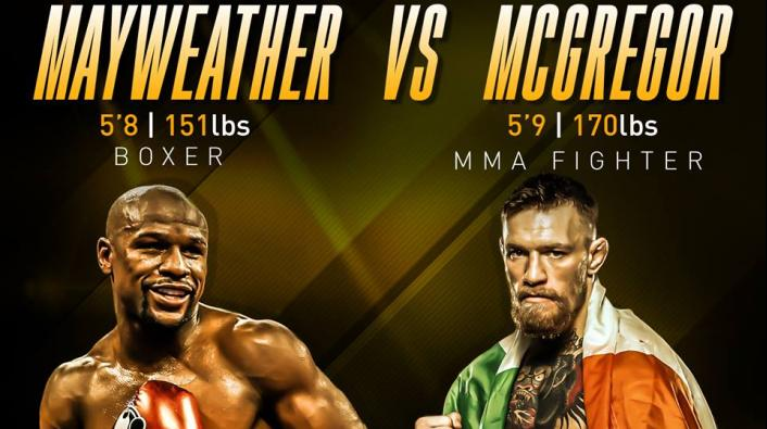 Bet on mayweather vs mcgregor odds jeremy long trifecta betting