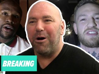TMZ Mayweather McGregor video