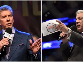 Michael Buffer Shoots Down-dream-scenario for Mayweather McGregor