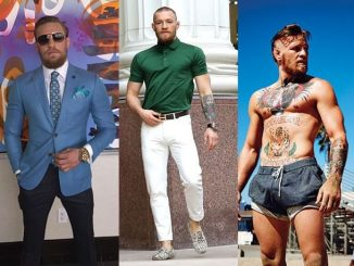 Conor McGregor Fashion