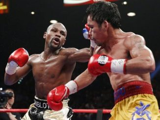Floyd Mayweather vs Manny Pacquiao