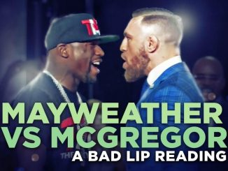 Mayweather McGregor Bad Lip Reading