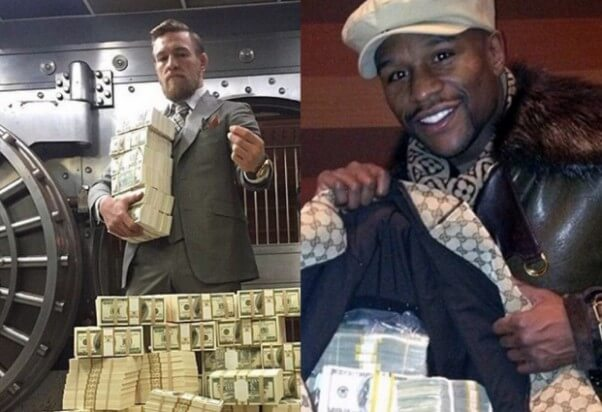 Mayweather McFregor The Money Fight