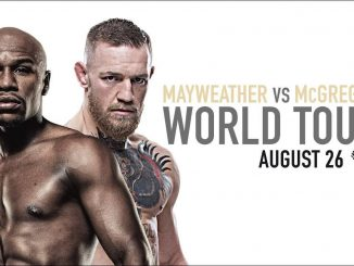 Mayweather McGregor Round-3 New York