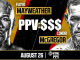 Mayweather McGreor PPV Cost