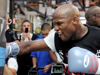 Mayweather Training Video
