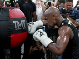Floyd Mayweather Workout Uncut