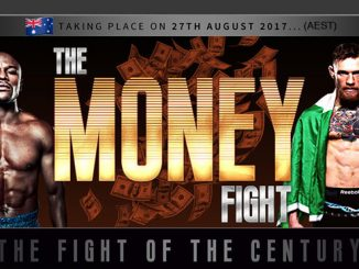 Mayweather McGregor #MayMac The Money Fight