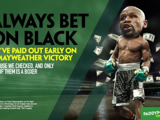 PaddyPower Mayweather Payout